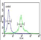 Flow Cytometry - Anti-CYP27B1 antibody (ab95047)